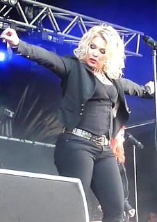 Kim Wilde Live Esbjerg