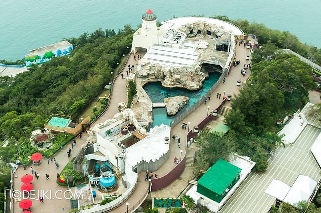 Ocean Park Tower Views: Pacific Pier