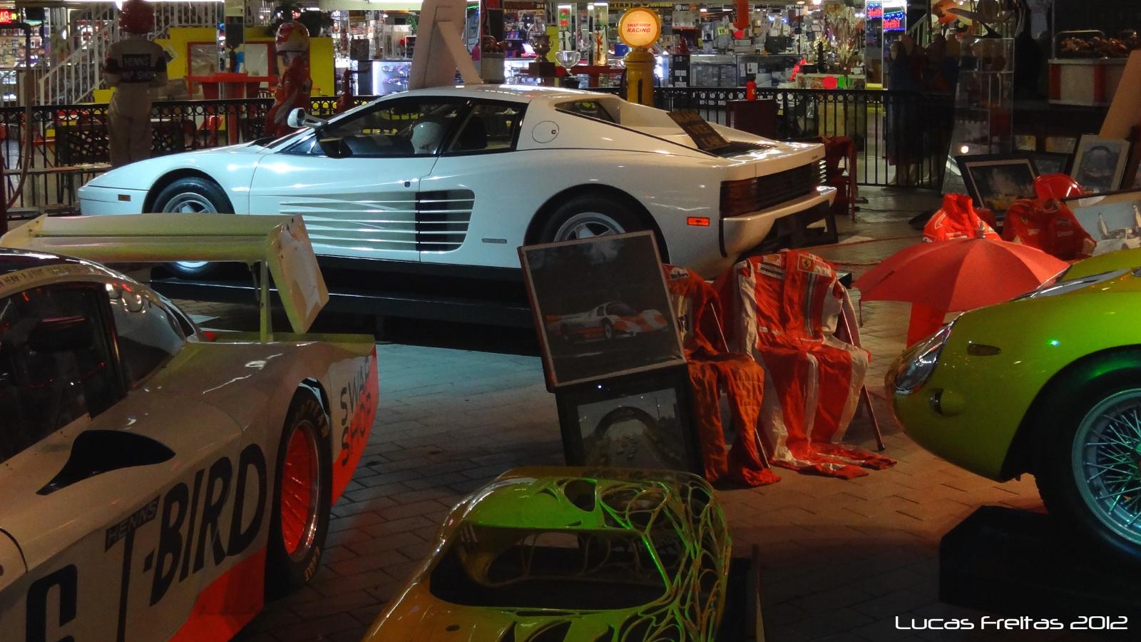 Ferarri Testarossa - Miami Vice | Miami Vice TV Show Car ...