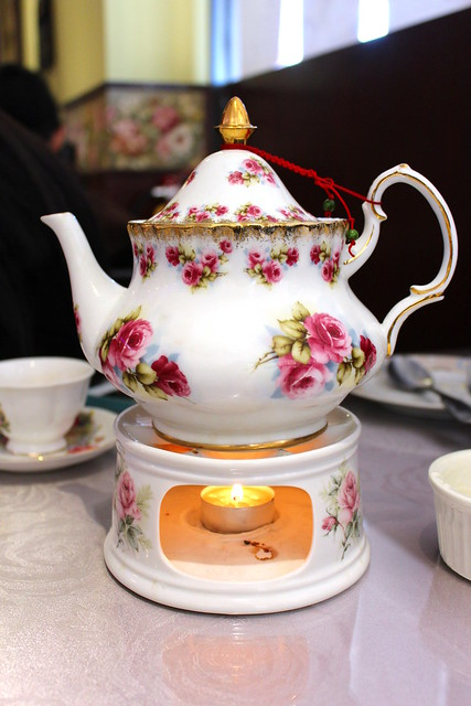 Irish Cream Milk Tea Tea Pot
