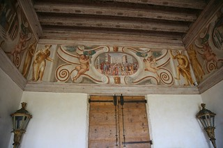Bild von Villa Saraceno. architecture veneto andreapalladio agugliaro villasaraceno