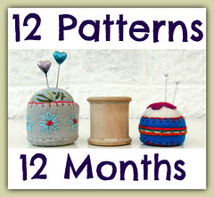 12 patterns 12 months