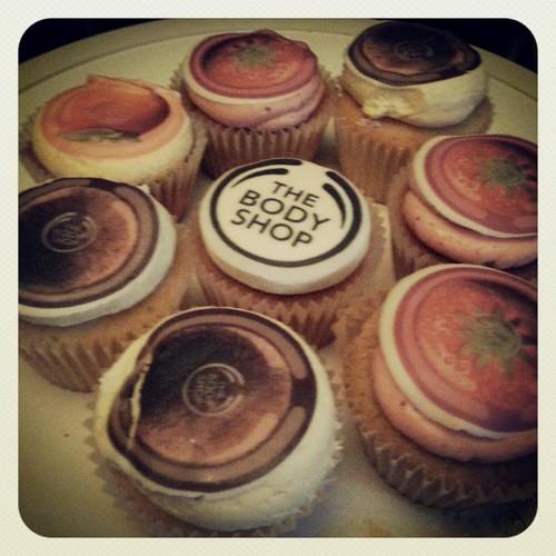 Cupcakes Body Shop