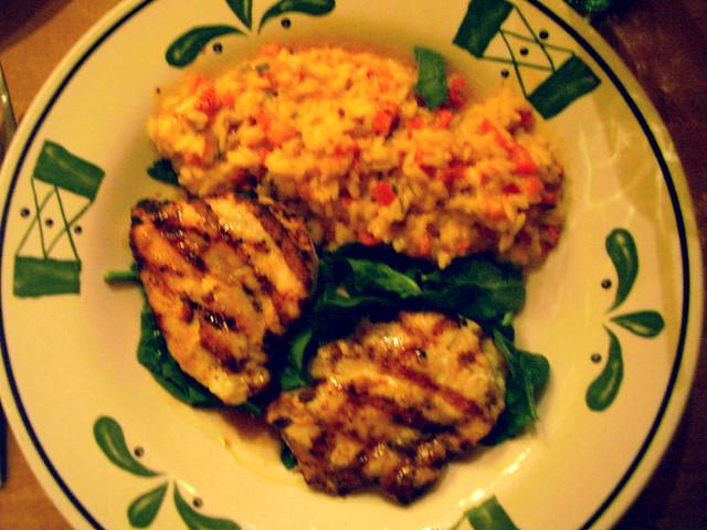 olive garden grilled chicken toscano flickr photo sharing