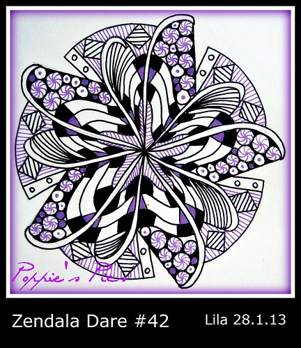 Zendala Dare #42a by Poppie_60
