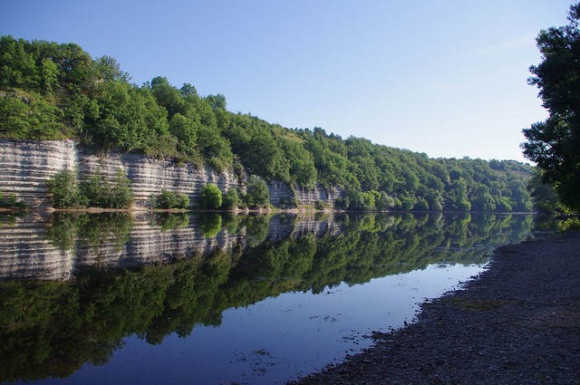 Cingle de la Dordogne à Limeuil