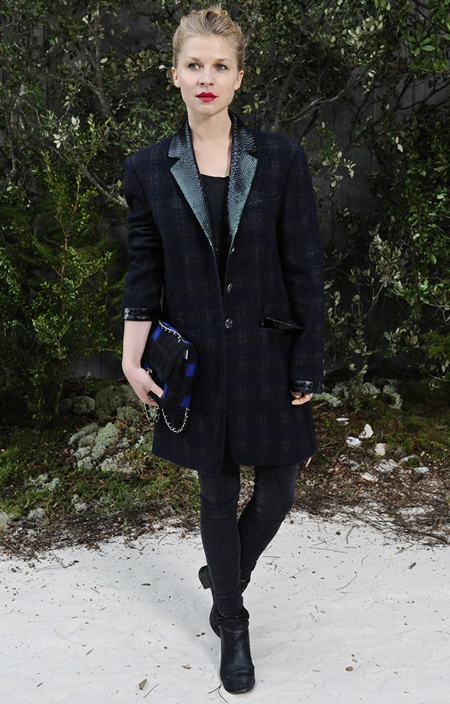Best Dressed Clemence Poesy