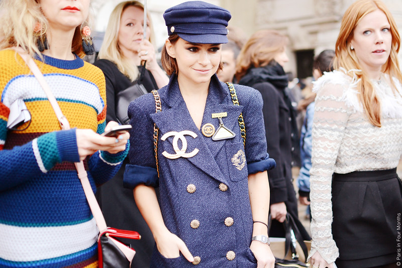 Paris Fashion Week 2012 by Carin Olsson (Paris in Four Months)