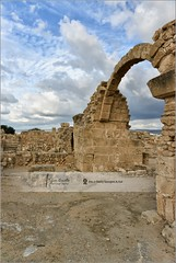 Paphos archeological site | Cyprus