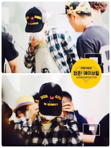 Big Bang - Gimpo Airport - 05jun2015 - G-Dragon - avril_gdtop - 01