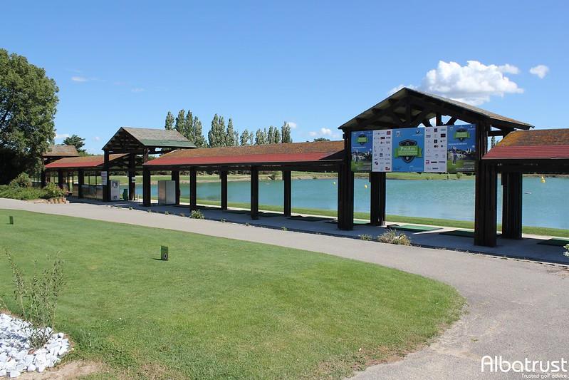 photo du golf Golf Du Grand Avignon - Practice - Putting green