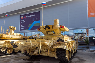 """BMPT-72 """"Terminator-2"""" (Object 183)"""