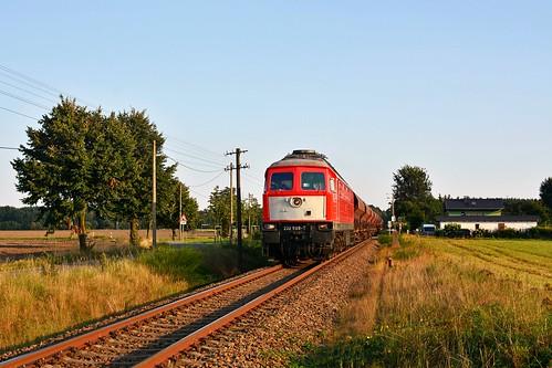 Schotter aus Cunnersdorf