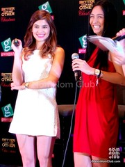 Anne Curtis & Kelly Misa