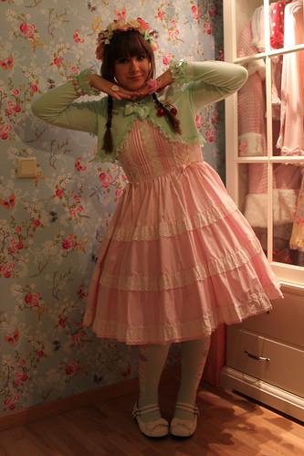 Smiling Fairy