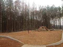 Caney Creek Preserve Playground