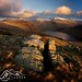 Scafell Pike from Middle Fell by ►►M J Turner Photography ◄◄