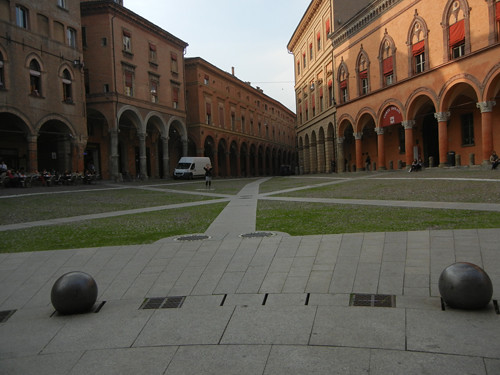 DSCN4972 _ Piazza Santo Stefano, Bologna,  18 October