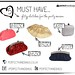 5 Must Have Glitzy Clutches