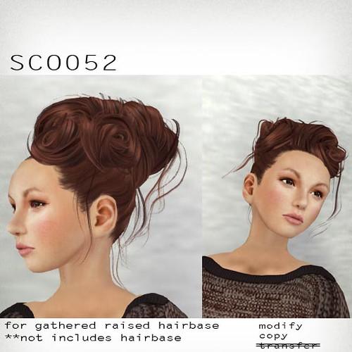 booN SCO052 hair