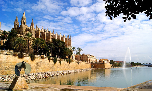 Cathedral of Santa Maria, Palma de Mallorca, Spain