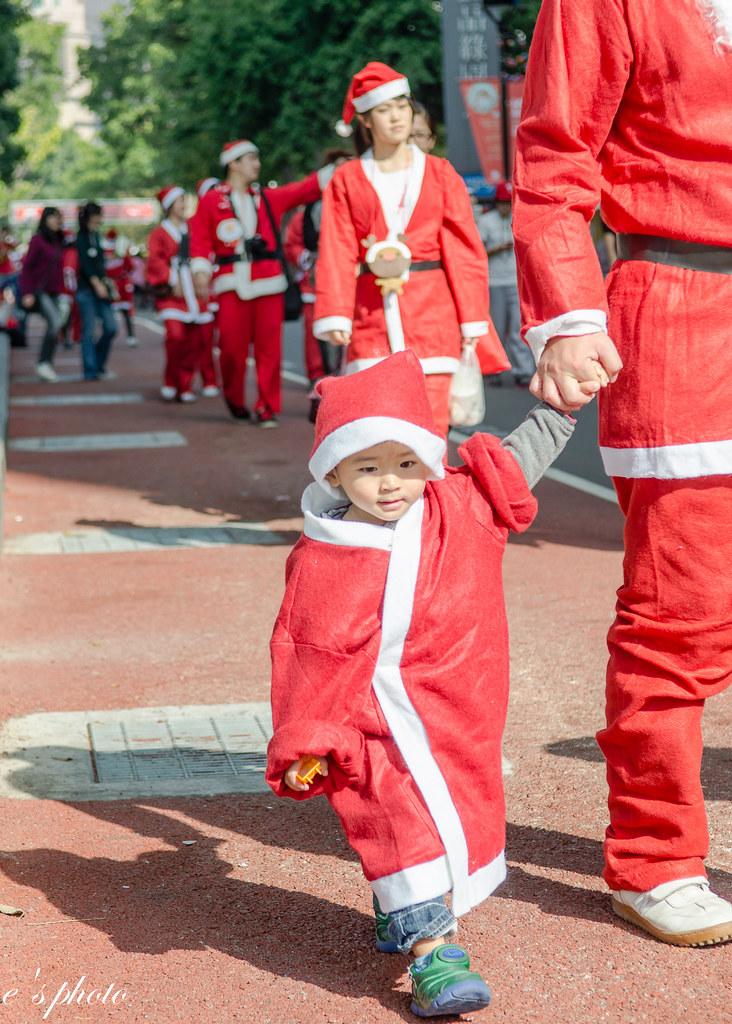 2012 Santa go 草悟道聖誕趣味路跑 紀錄攝影