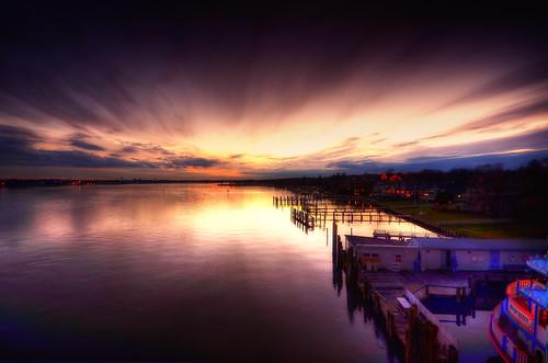 sunset newjersey tramonto jerseyshore pointpleasant sigma1020mm photomatixhdr fedesk8 federicoscotto nikond7000