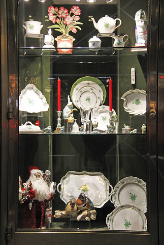 Picture Of 2012 Holiday Window 4 Of Scully & Scully Located At 504 Park Avenue At 59th Street In New York City. Scully & Scully Is A High End Home Goods Store. Photo taken Tuesday December 11, 2012