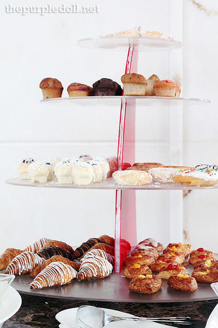 20 Dessert Pastries and Muffins