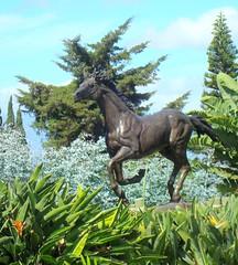 bronze_horse