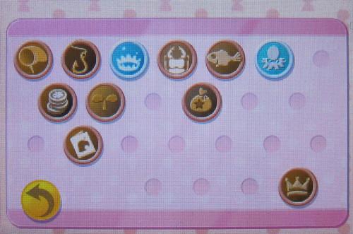 Current Badges