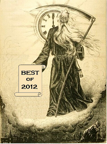 Best of the 'Best of 2012' Lists