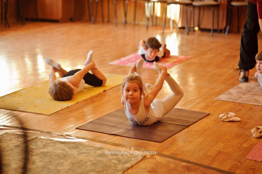 ballet - open lesson - gymnastics