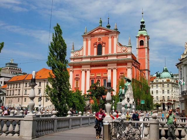 Ljubljana HDR