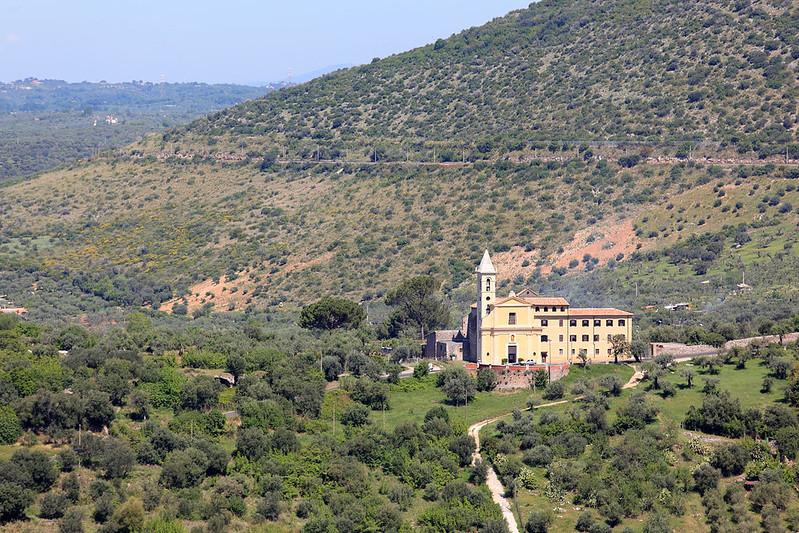 Lazio countryside