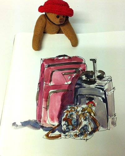121220 All Packed! by borromini bear