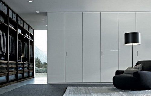 closets modernos aprovecha tu espacio sin ostentaci n arkigrafico. Black Bedroom Furniture Sets. Home Design Ideas