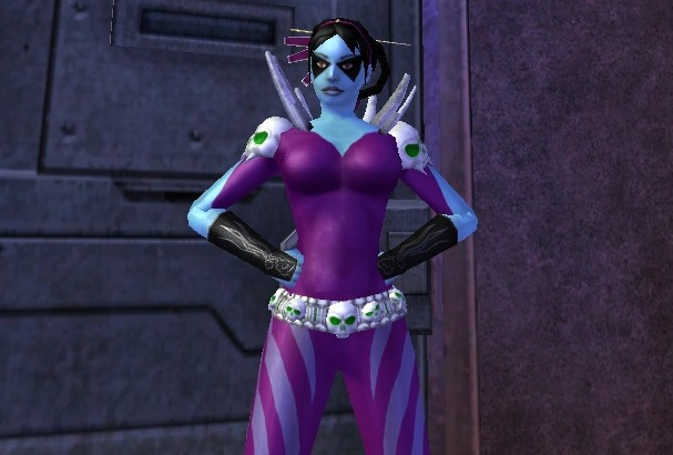 city of heroes villains necrobella