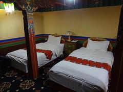 Hotel Trichang Labrang em Lhasa Tibete