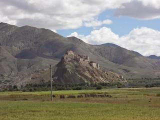 Gyantse, Tibete