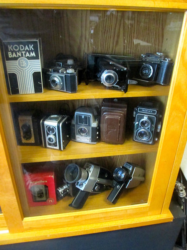 December 21: Camera Display
