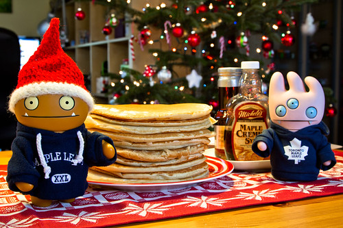 Uglyworld #1782 - Xmasers Pancakers & Syrups - (Project TW - Image 358-366) by www.bazpics.com