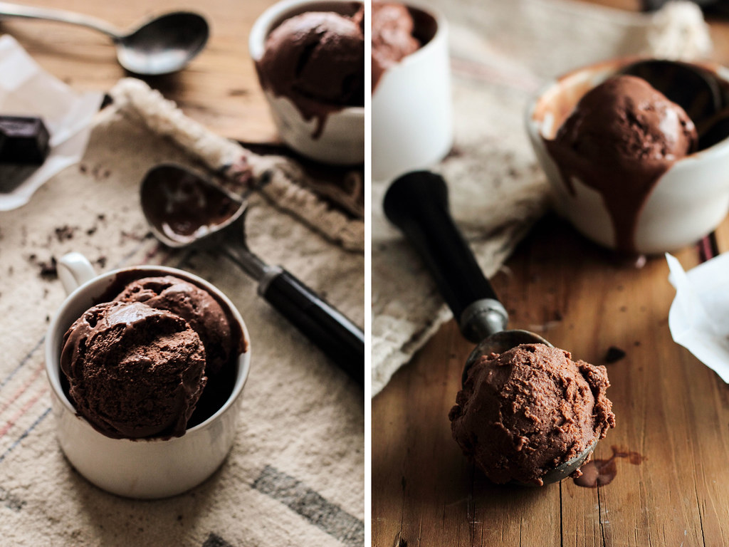 Chocolate (Dairy-Free) Ice Cream