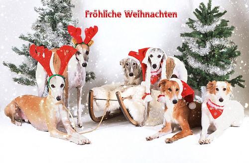 Weihnachten2012 Vicky BayernBande