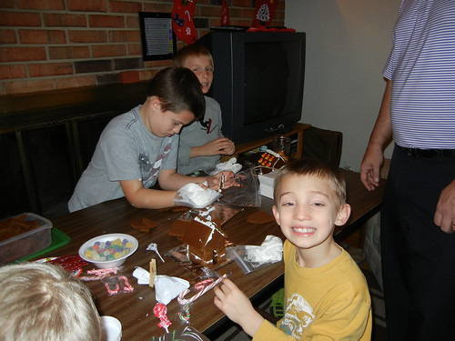 Dec 20, 2012 Gingerbread houses Clark Lee Cal