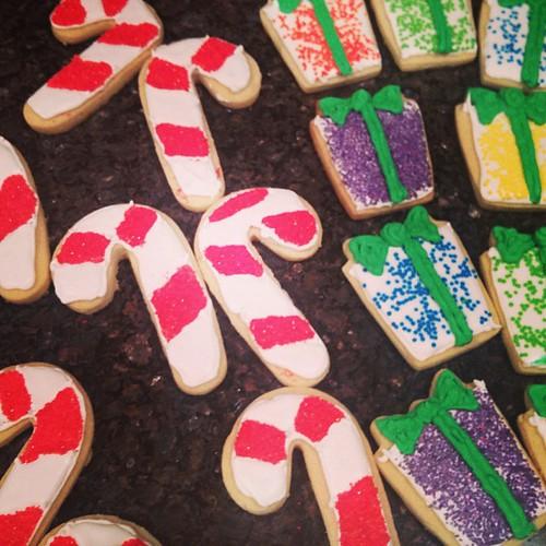 More cookies...