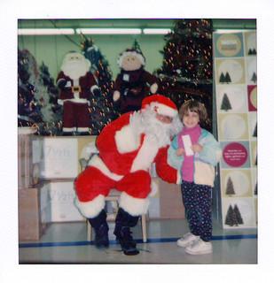 Christmas with Santa — 1995