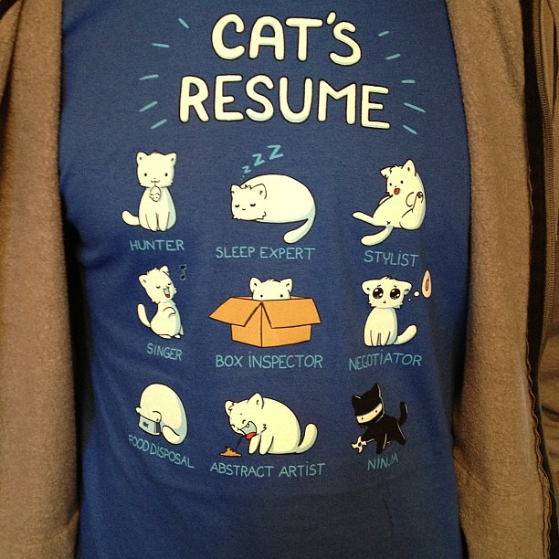 Best. Tshirt. Ever.