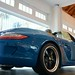 2011 Porsche Speedster Pure Blue 911 997 @porscheconnect 109