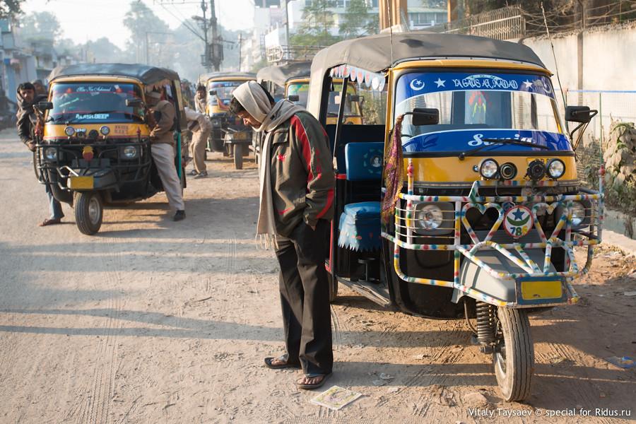 Bihar aurorikshaws